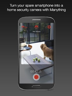 Manything home security camera- screenshot thumbnail