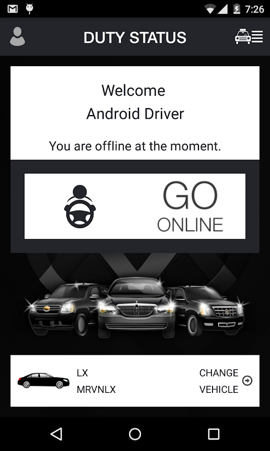 MarVen Driver- screenshot