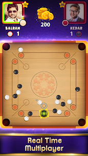 Carrom Clash – Free Board Game Apk Latest Version Download For Android 9