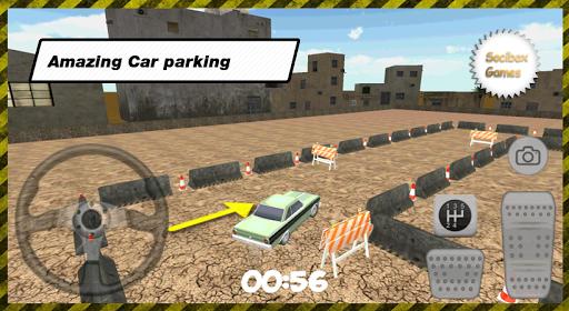 玩免費模擬APP|下載城市經典停車場 app不用錢|硬是要APP