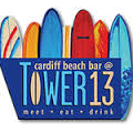Logo for Tower 13
