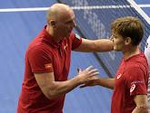 Goffin, Darcis en Bemelmans trekken niet naar Brazilië voor Davis Cup