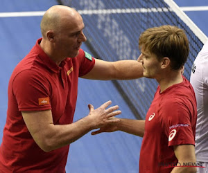 Na David Goffin haken er nog Belgen af voor de Davis Cup