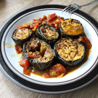 Vegetarian Eggplant Indian Recipes