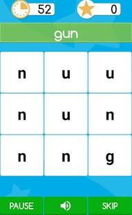 Wordrush - náhled
