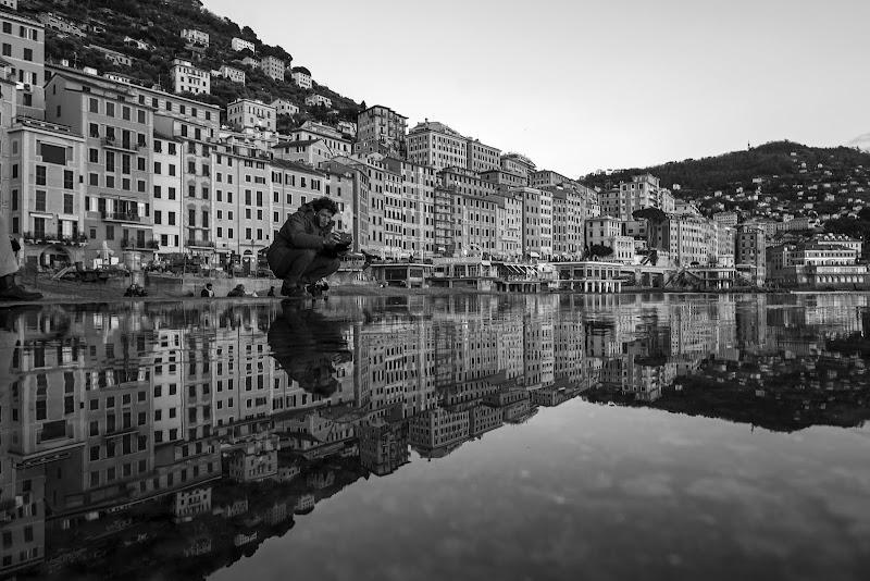 Il fotografo di riflessi di LucaMonego