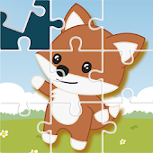 Kids Educational puzzle FREE