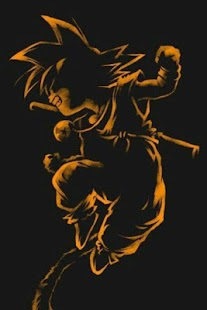 Goku Wallpaper Art 4K - náhled