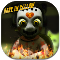 Helper The Baby in Yellow - New Evil girl baby icon