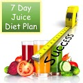 7 Day Juice Diet Plan 🥤 7 Day Juice Detox Cleanse