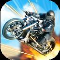Flying Moto Bike Simulator 3D icon