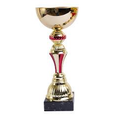 Pokal guld stor - guld