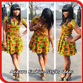 Ankara Fashion Styles Ideas