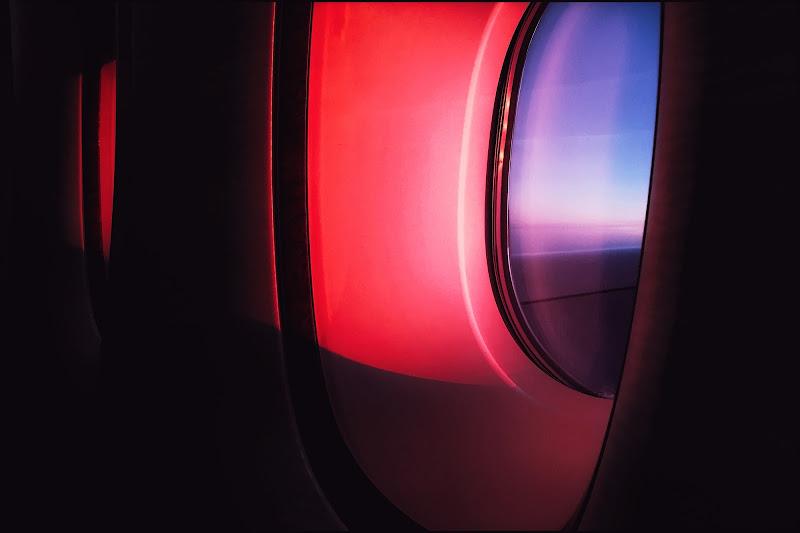 Il tramonto dall'oblò  di Gloria Staffa