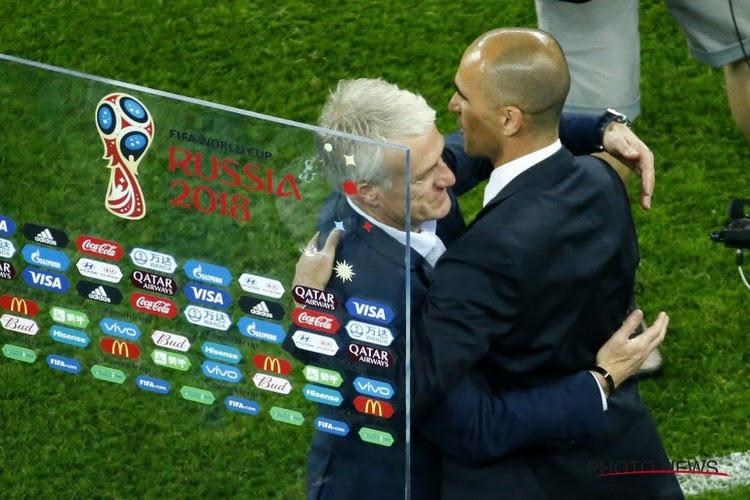 """Deux ans après, Roberto Martinez n'a toujours pas de regret: """"Nous avons été la Belgique"""""""