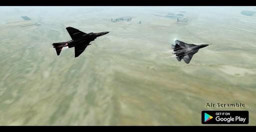 Air Scramble : Interceptor Fighter Jets 1.0.3.9 screenshots 4
