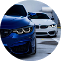 Bmw car Wallpapers for Mobile phones icon