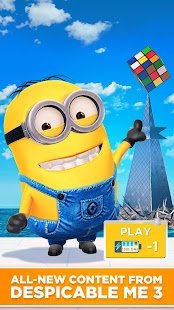 Despicable Me: Minion Rush- screenshot thumbnail
