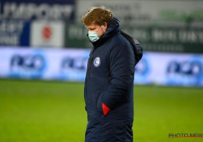 """AA Gent weet weer wat verliezen is: """"Klein mirakel dat we niet gescoord hebben"""""""