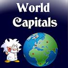 World Capitals Quiz ++ icon
