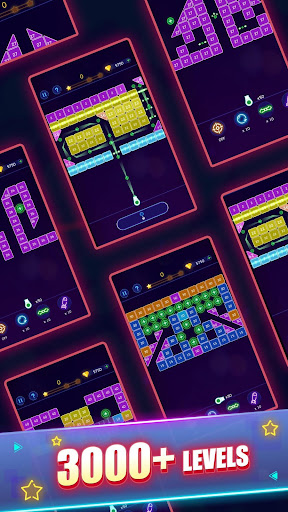 Bricks Breaker - Ball Crusher 1.3.5 screenshots 5