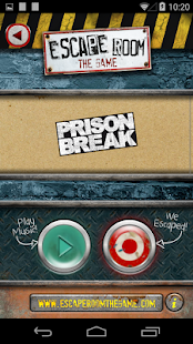 Escape Room The Game App- screenshot thumbnail