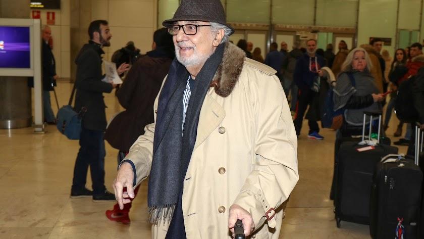 Plácido Domingo, en una imagen de archivo.