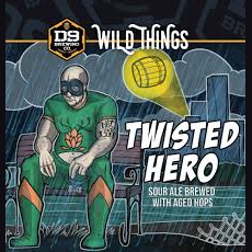 Logo of D9 Wild Things Twisted Hero