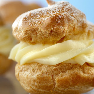 Pastry Cream (Vanilla Custard Filling).