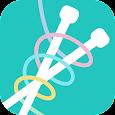 棒針編み辞典 icon