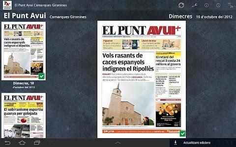 El Punt Avui - Com. Gironines screenshot 13