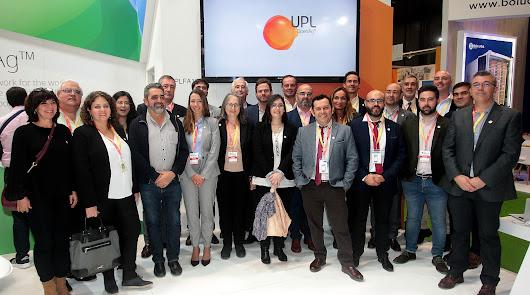 Comienza la nueva etapa para UPL bajo el concepto OpenAg™