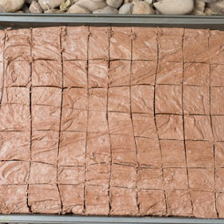 The World's Best Peppermint Fudge