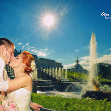 Wedding photographer Olga Sapegina (OlgaS). Photo of 19.09.2015