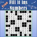 Number Fill in puzzles - Numerix, numeric puzzles icon