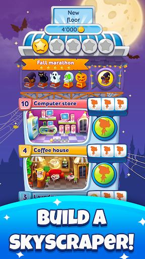 Pocket Tower: Building Game & Money Megapolis 2.12.7 screenshots 1