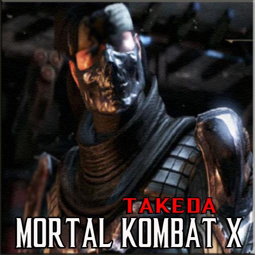 New Mortal Kombat X Takeda Guia