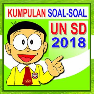 Soal - Soal UN SD 2018 - Terbaru - náhled
