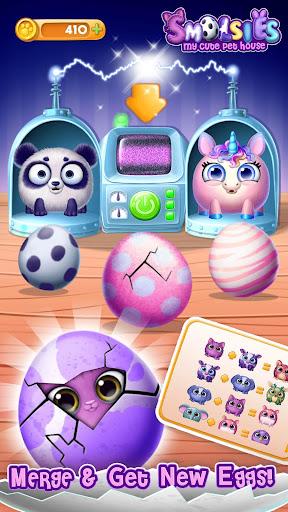 Smolsies - My Cute Pet House 4.0.2 screenshots 7
