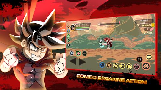 DRAGON COMBO FIGHTER Z Power Ball Go Super Legends  screenshots EasyGameCheats.pro 4