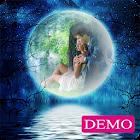 Лунный свет Photo Live Wallpaper Free icon