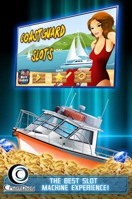 Coast Guard Slots - screenshot