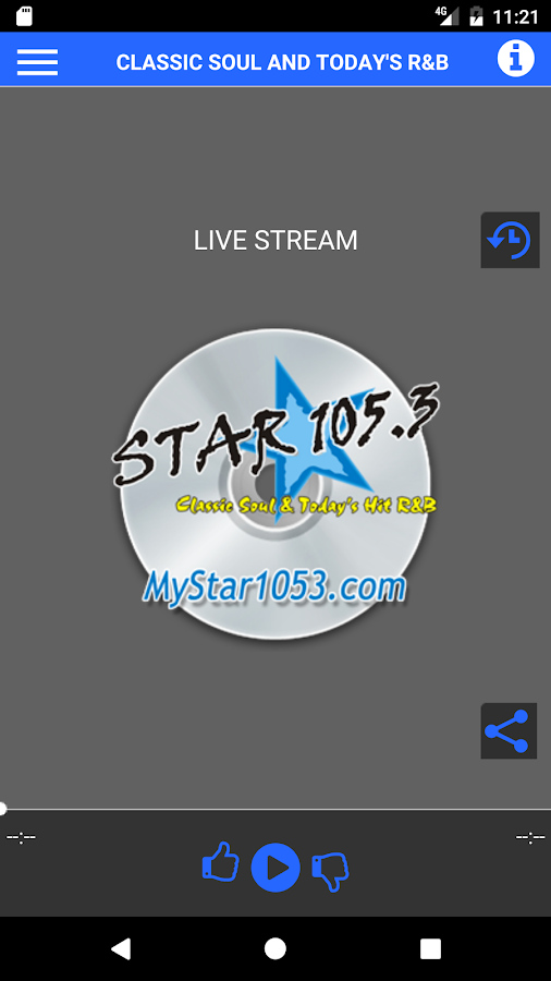 Star 105.3 Live- screenshot