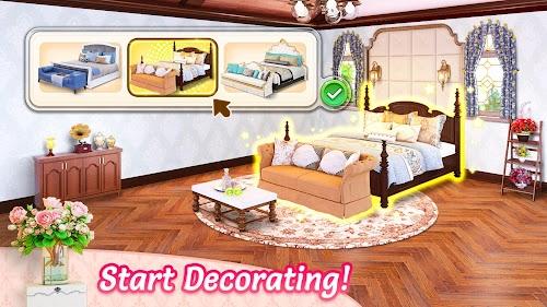 Screenshot 2 My Home - Design Dreams 1.0.126 APK MOD