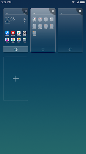 X Launcher Lite: With IOS Style Theme for PC