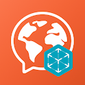 Learn Languages in Augmented Reality - Mondly AR icon