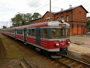 Photo: EN57-1104, Poznań Główny - Bydgoszcz Główna {Mogilno; 2013-05-23}