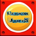 Lebron James Button icon