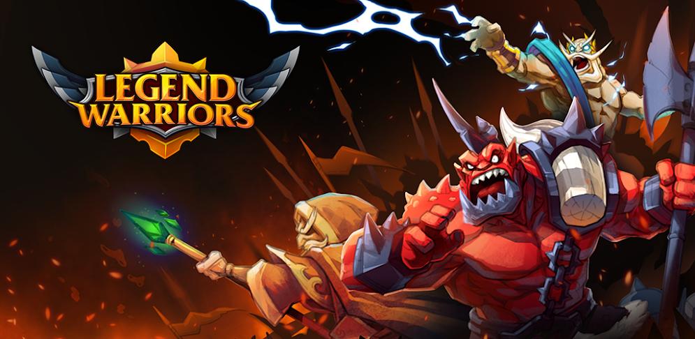 Legend Heroes: Epic Battle Premium MOD XP Rewards x 500 Gold Rewards x 500000