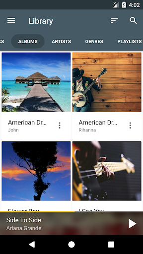 Mp3 Music Player 5.1 screenshots 2